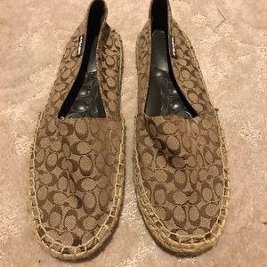 Coach shoes. Women's size 7.